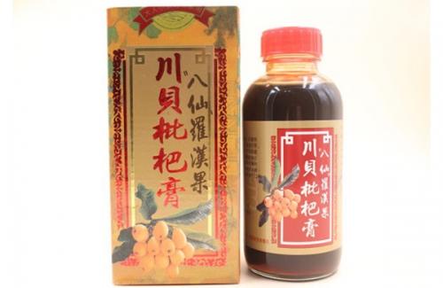 八仙羅漢果川貝枇杷膏